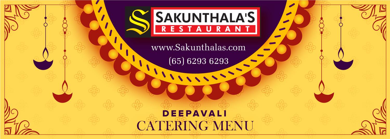 Deepavali Catering Singapore's #1 Family Restaurant Sakunthalas